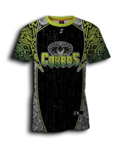custom printed baseball jerseys