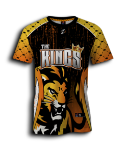 Baseball Jersey Sublimated