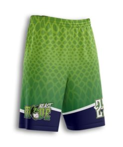 custom baseball shorts