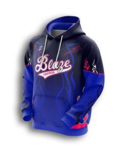 custom Fastpitch hoodies