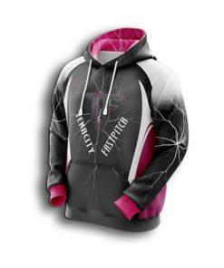 Youth custom Fastpitch hoodie