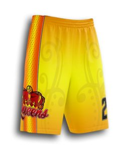 custom Youth fastpitch shorts