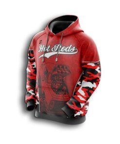 Youth's custom softball hoodies
