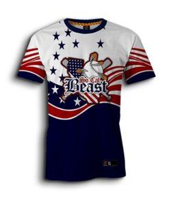 Youth's custom softball jerseys