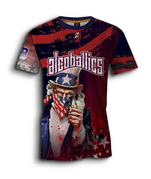 softball jersey design sublimated - full-dye custom softball ...