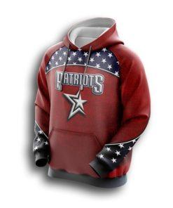 Youth custom football hoodies