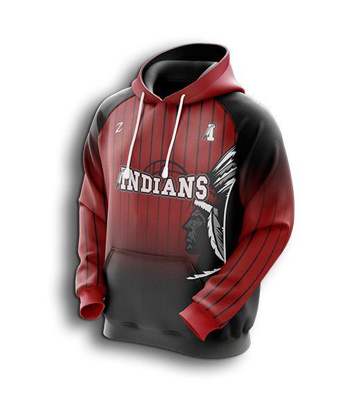 custom basketball hoodie for men