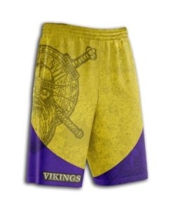 Youth basketball shorts