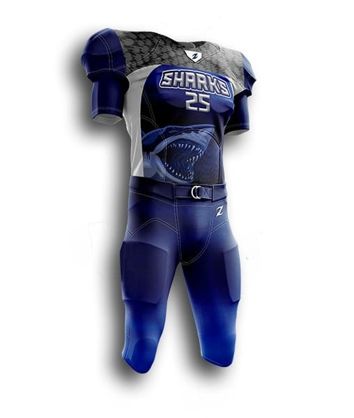 low cost b2214 f5d1d custom sublimated football jerseys - sublimated Football ...