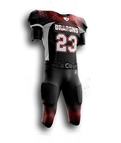 custom football jerseys - Men's Custom Football Uniforms
