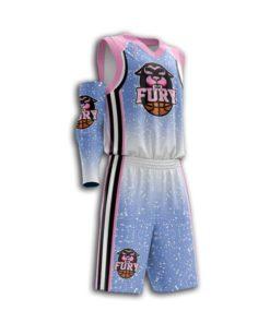 Women basketball uniforms full custom